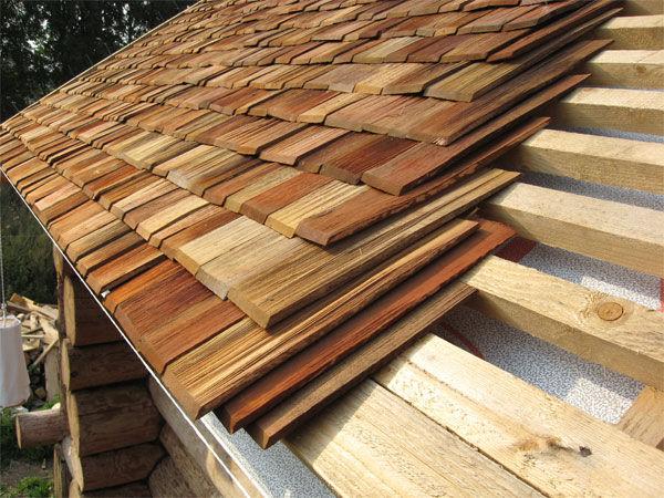 дранка деревянная