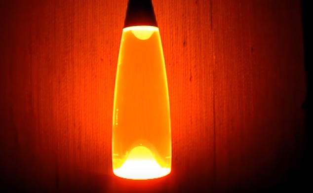 лавовая лампа