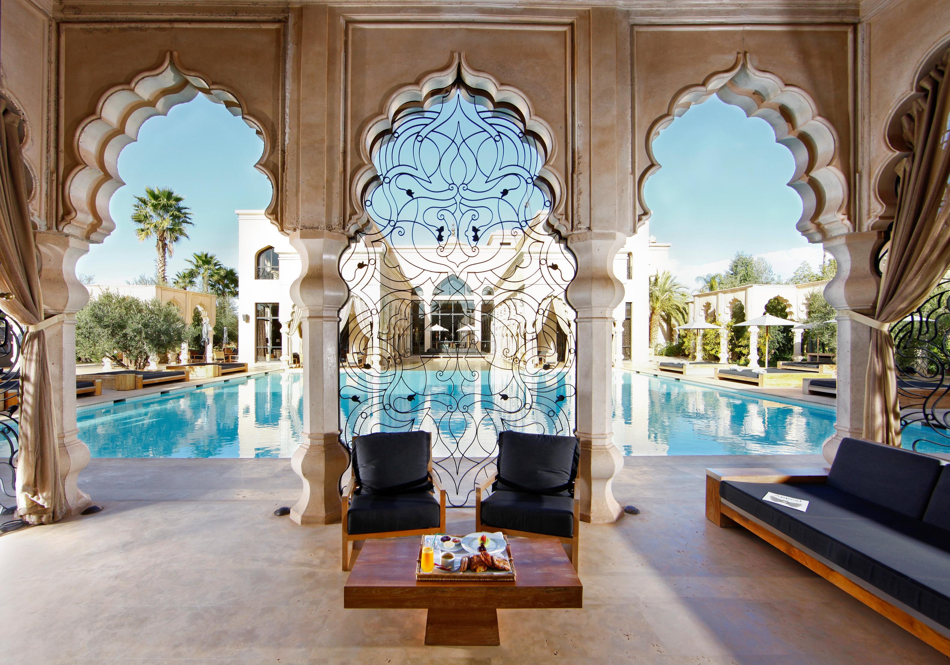 марокко стиль