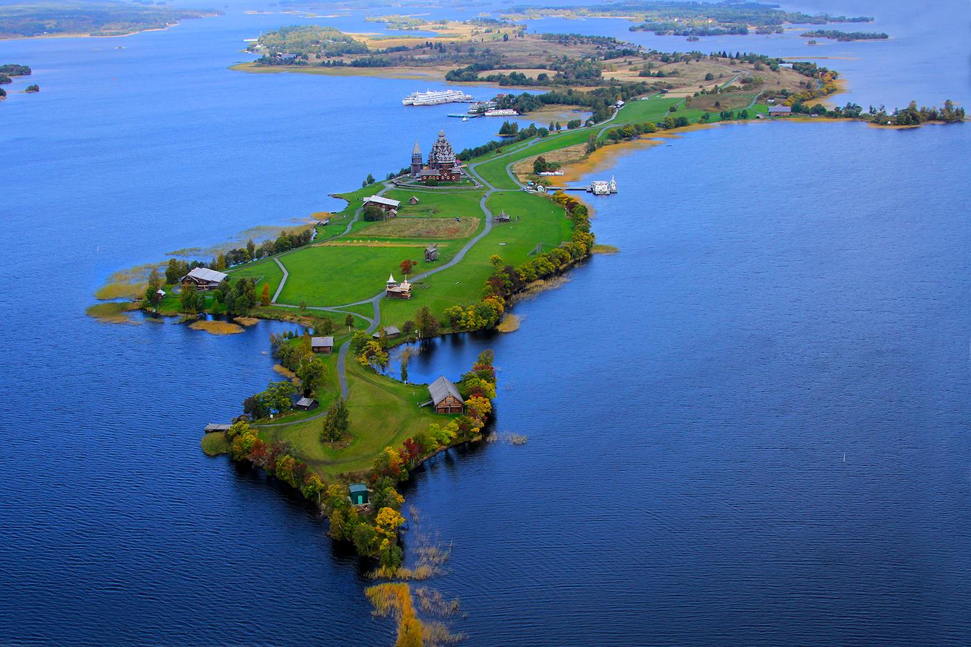 музей заповедник на онежском озере