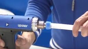 пистолет для монтажа труб РЕ-Ха