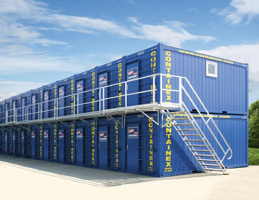 Мобильные контейнеры для беженцев