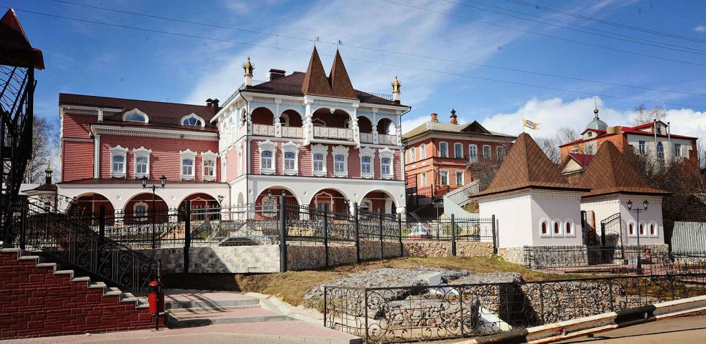 Музей Мышкина