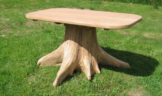 Пенек стол
