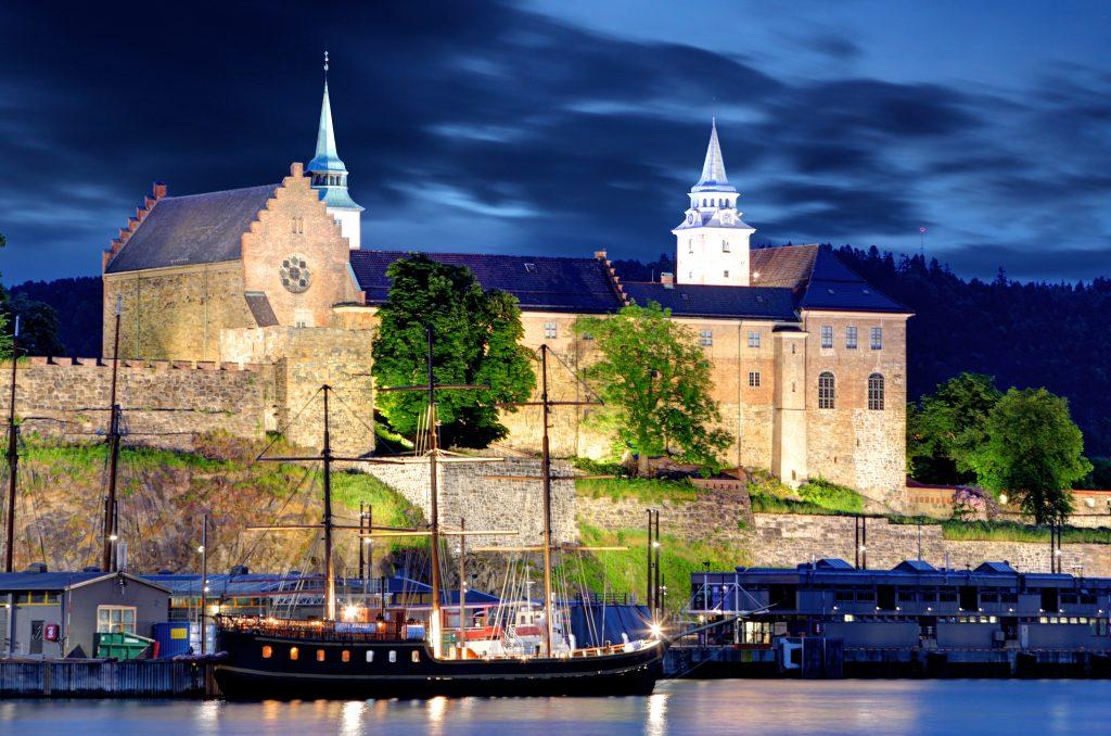 Акерсхус крепость в Осло