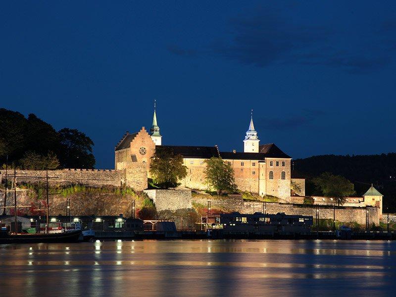 Акерсхус крепость