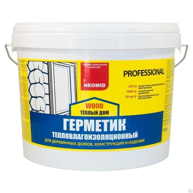 профессиональный герметик