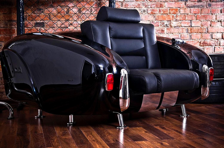 кресло машина