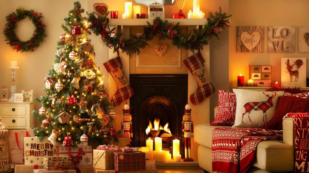 декор в новом году