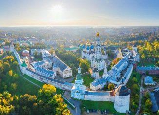 Ярославль древний город