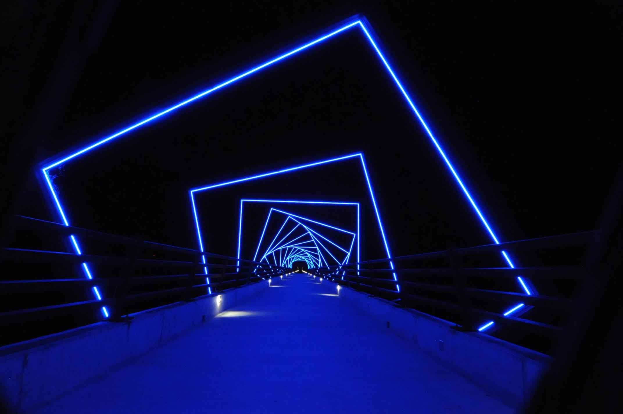 мост в де-мойн сша