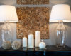 декор свечи и подсвечники