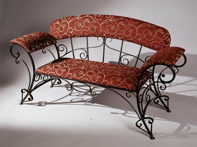 долговечность мебели из кованого железа