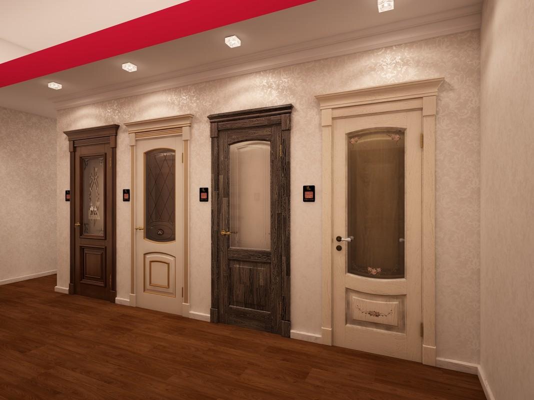 Четыре двери