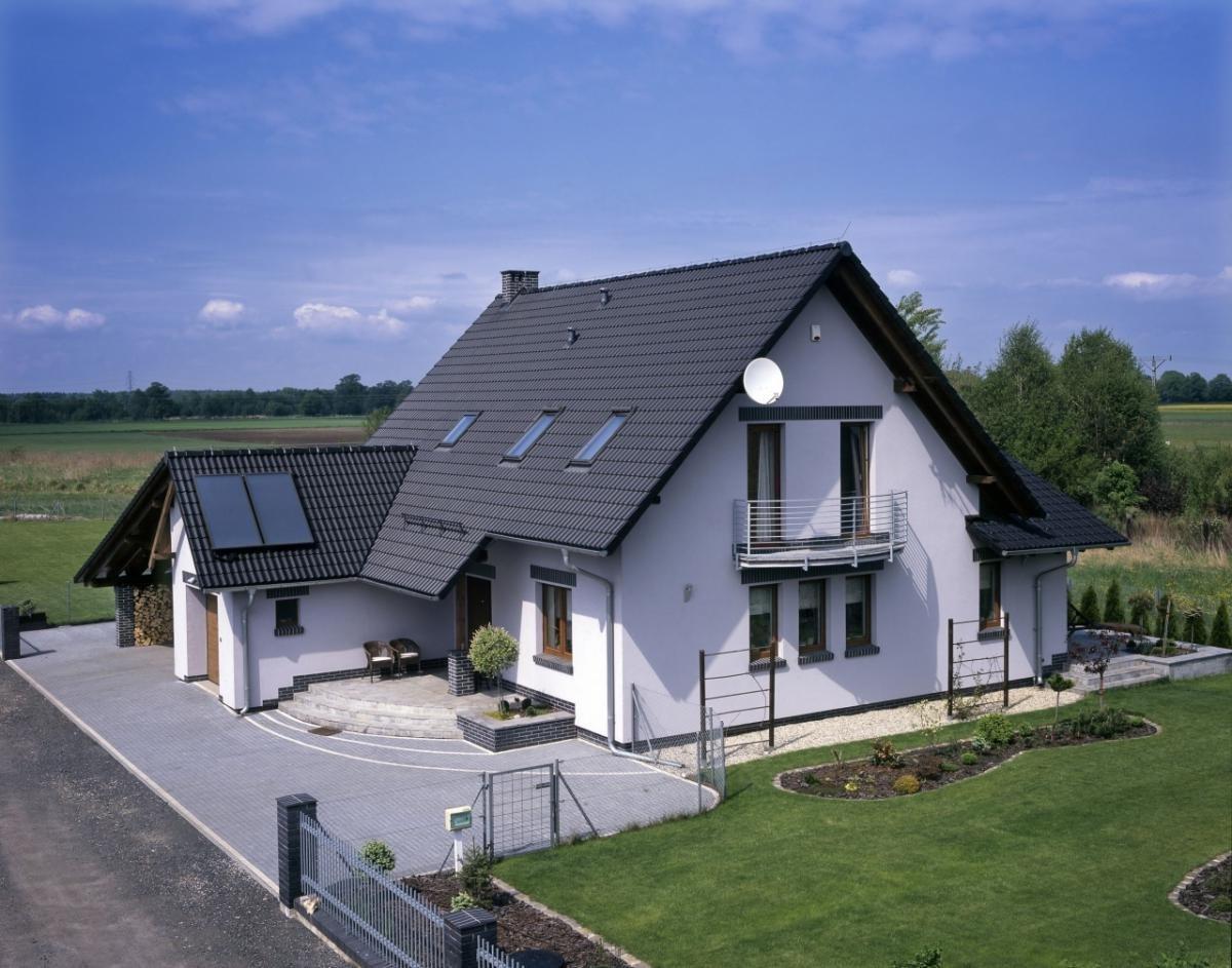 какие бывают крыши частных домов фото вот