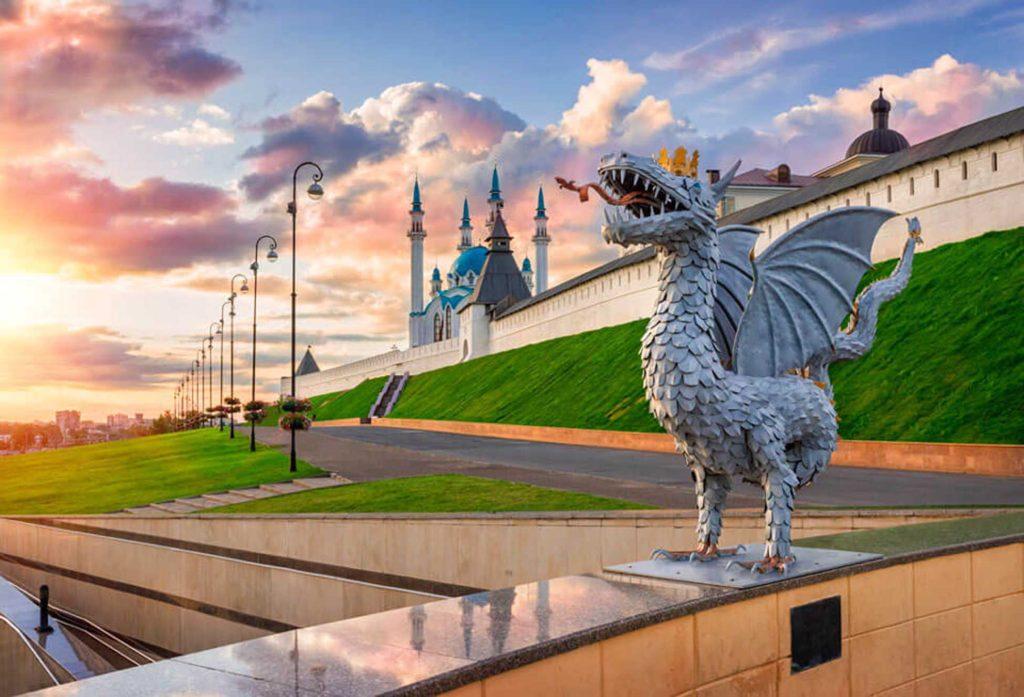 Казань красивая