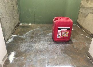 антигрибковая грунтовка глубокого проникновения по бетону