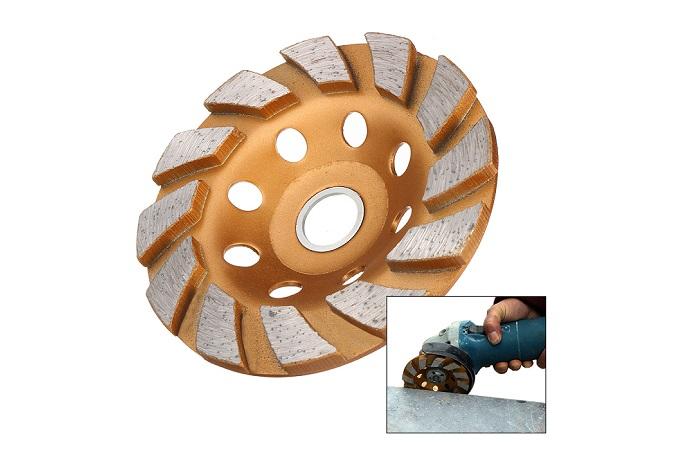 Шлифовальные диски по бетону